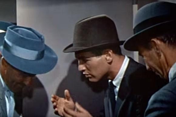 La brune brûlante (1959)
