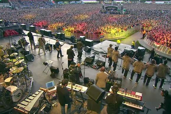 Paul Simon : the Concert in Hyde Park (2017)