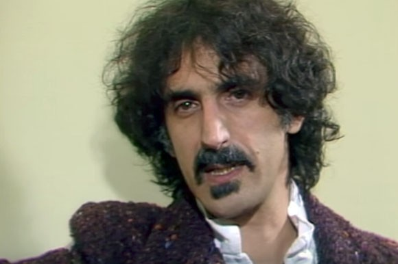 Eat that Question : Frank Zappa in his Own Words (2016)