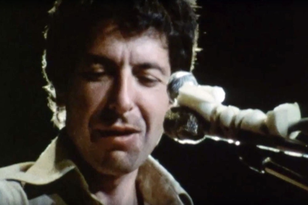 Leonard Cohen : Bird on a Wire (1974)