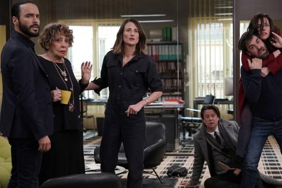 Dix pour cent saison 3 (2017)