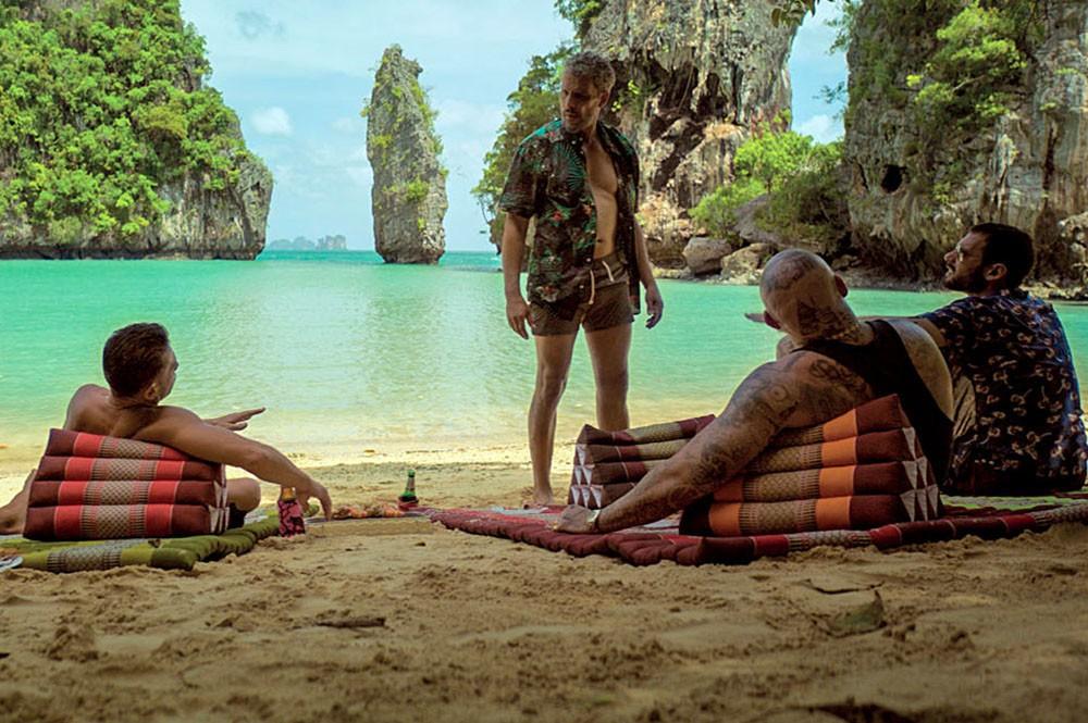 Paradise Beach (2018)