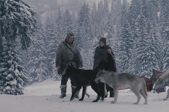 La jeune fille et les loups (2007)
