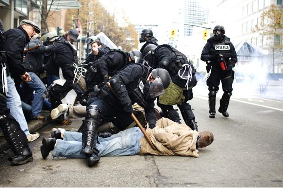 Bataille à Seattle (2007)