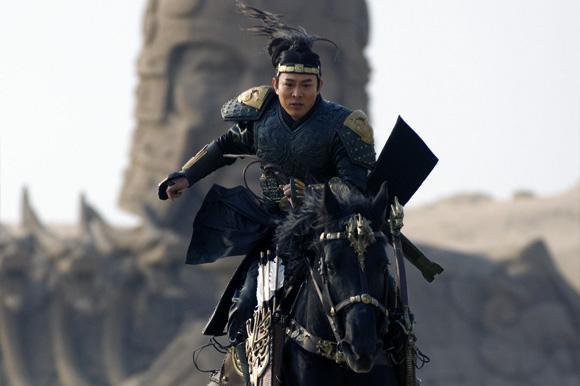 La momie 3 : la tombe de l'empereur Dragon (2008)
