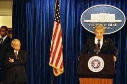 W., l'improbable président (2008)