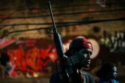 Troupe d'élite, dans l'enfer des favelas (2007)