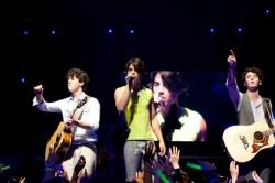 Jonas Brothers : le concert (2009)
