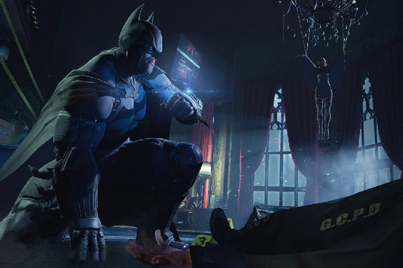 Batman Arkham Origins (2013)