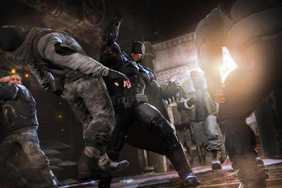 Batman Arkham Origins (2013)
