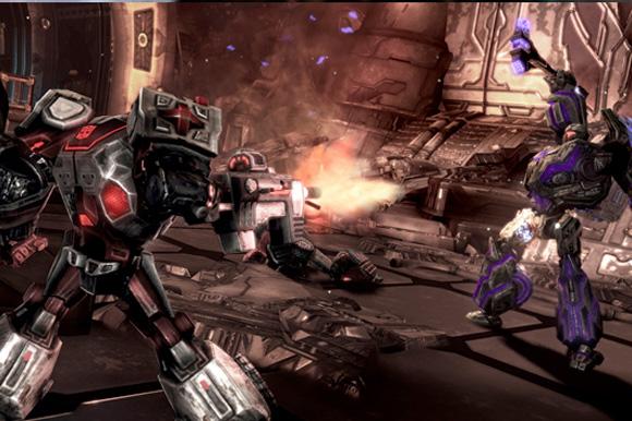 Transformers : la guerre pour Cybertron (2010)
