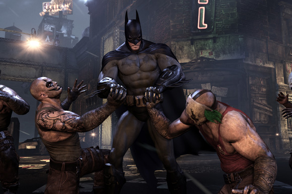 Batman Arkham City (2011)
