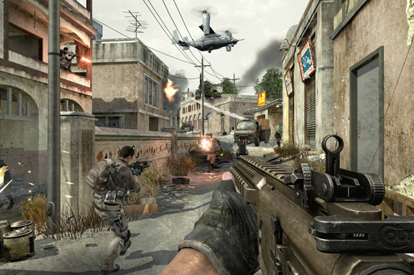 Call of Duty : Modern Warfare 3 (2011)